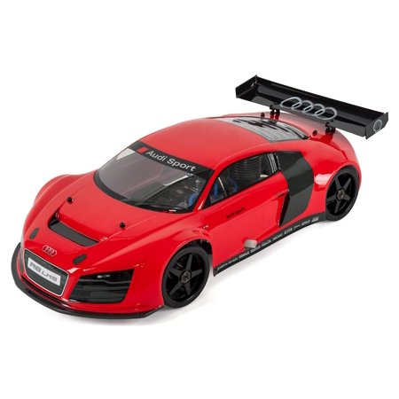Kyosho Inferno GT2 Race Spec Audi R8 LMS ReadySet 1/8 Scale Nitro On-Road - Kyosho Brake
