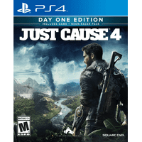 Just Cause 4 Day One Limited Edition, Square Enix, PlayStation 4, 662248921549