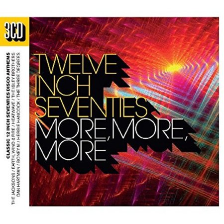 Twelve Inch Seventies: More More More (CD) - Clothes From The Seventies