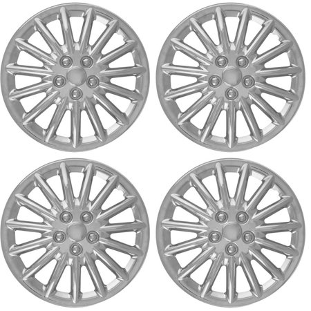 "16"" inch Chrome Wheel Covers for 1998-2003 Dodge Ram 1500 - Set of 4"