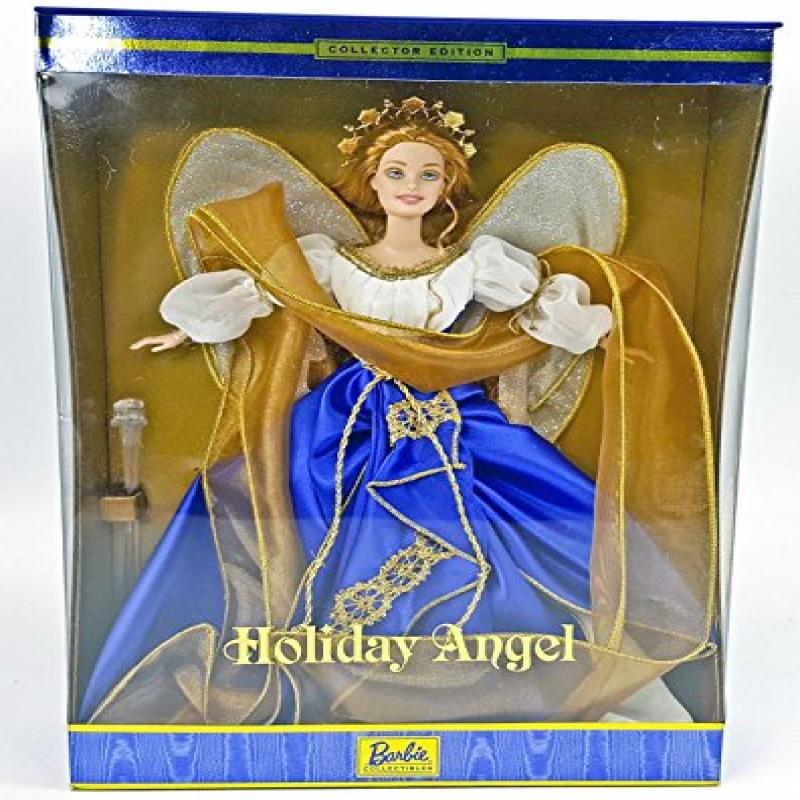 Barbie Holiday Angel Doll Collector Edition 2000 Mattel by Mattel