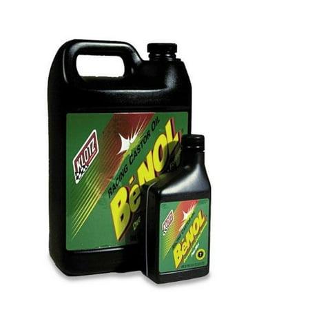 Klotz Oil BC-172 Benol 2T Racing Castor Oil - 1qt.