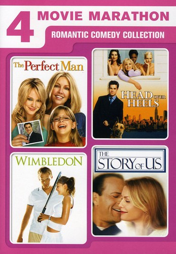 4 Movie Marathon: Romantic Comedy Collection by Universal Home Video