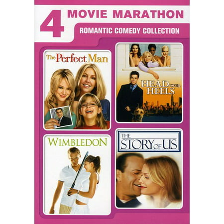 4 Movie Marathon: Romantic Comedy Collection - Halloween Comedy Movies 2017