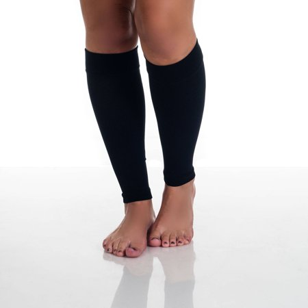 Compression Baseball Socks - Remedy Calf Compression Running Sleeve Socks, Available in Multiple Sizes and Colors