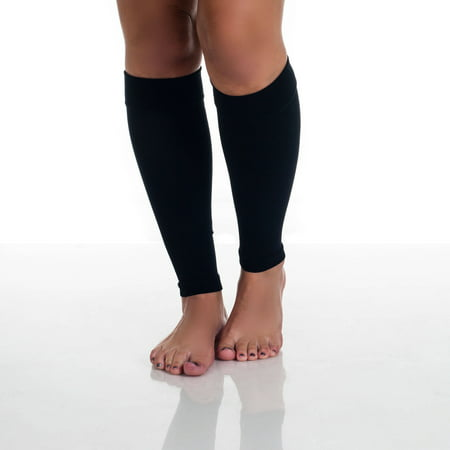 Remedy Calf Compression Running Sleeve Socks, Available in Multiple Sizes and Colors