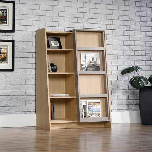 Sauder Affinity Office Bookcase, Urban Ash by Sauder Woodworking
