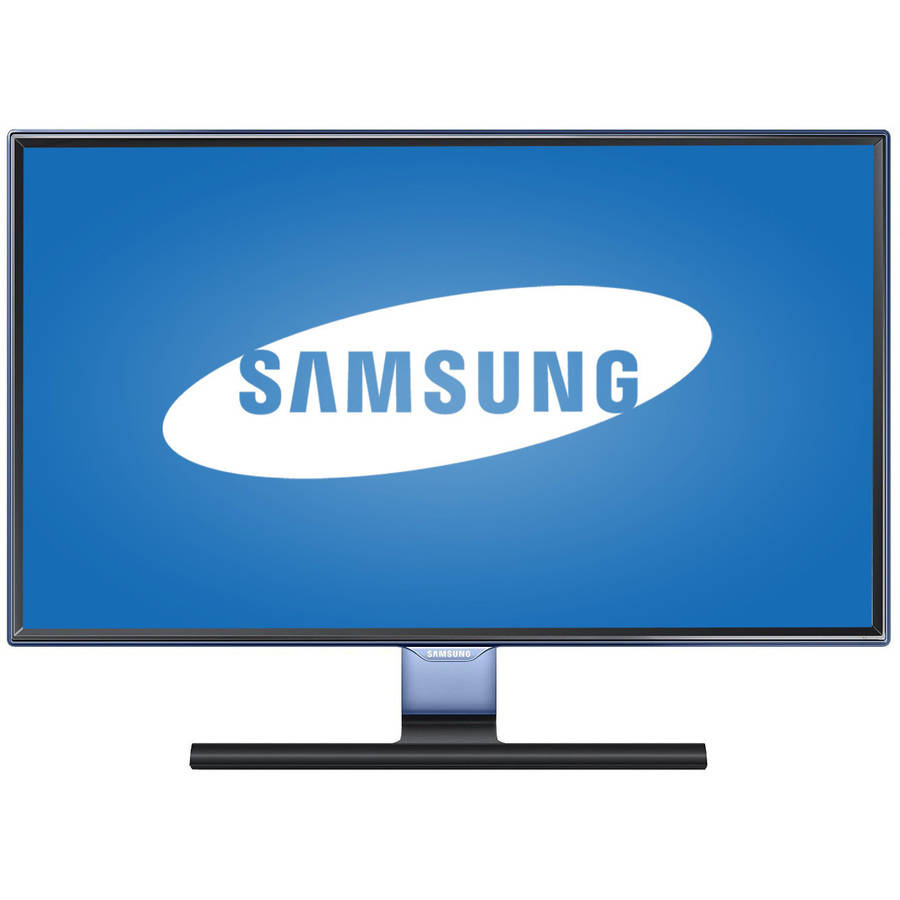 "Refurbished Samsung 27"" Widescreen LED Monitor (LS27E390HS/ZAR Black)"