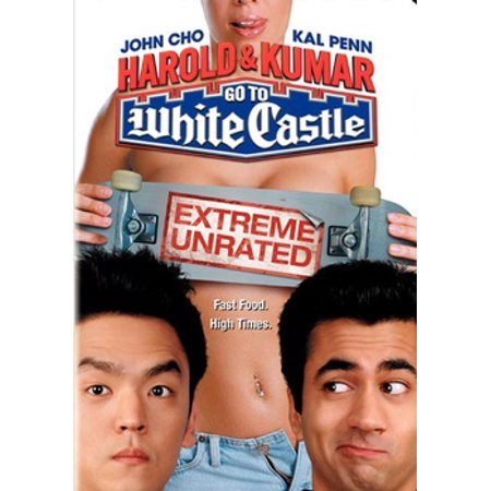 Harold & Kumar Go To White Castle (DVD)