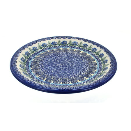 Polish Pottery Charleston Dinner Plate (Pottery Barn Charleston)