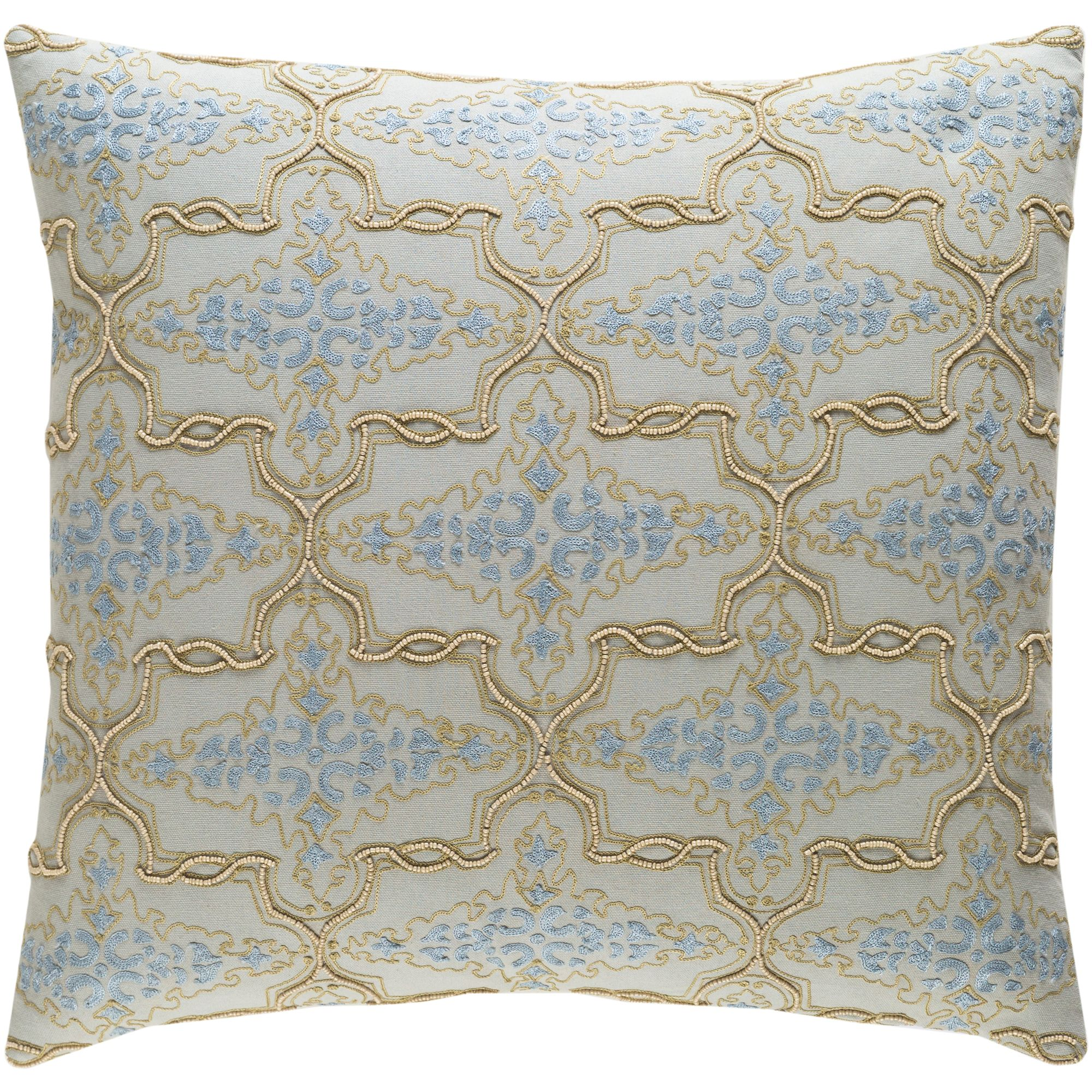 "Art of Knot Goldsboro 20"" x 20"" Pillow Cover"