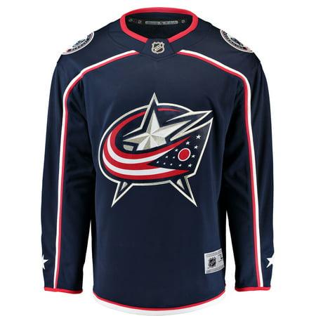 blue jackets hockey apparel