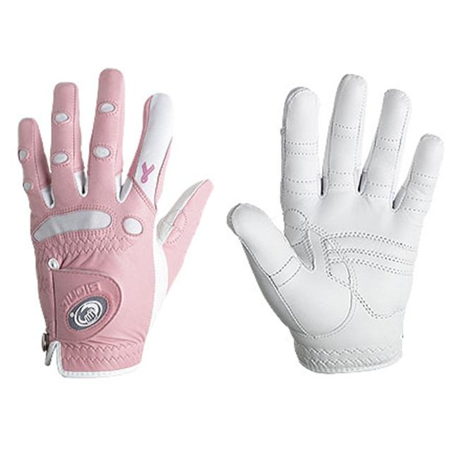 Bionic Women's Left Hand Classic Golf Glove Pink Ribbon by Bionic