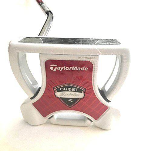 LEFT HANDED NEW TaylorMade Ghost Spider S Belly Putter 43