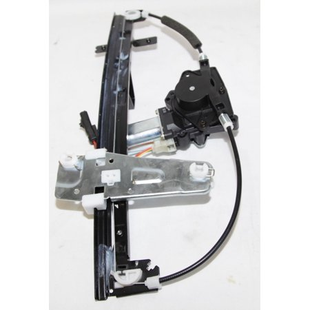 - 99-00(to03/09)Jeep Grand Cherokee Front Passenger Right Power Window Regulatorfor With Motor 741553