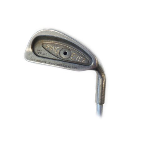 Ping Eye 2 Single 4 Iron Black Dot Steel Ping ZZ-Lite Stiff (Ping Eye 2 Wedges With Square Grooves)