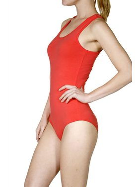 a2cfcf06e2b7e Product Image TheLovely Sexy Sleeveless One Piece Leotard Bodysuit with  Button Closure