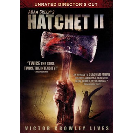 Top Halloween Films (Hatchet II (DVD))