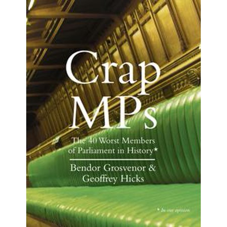 Crap MPs - eBook