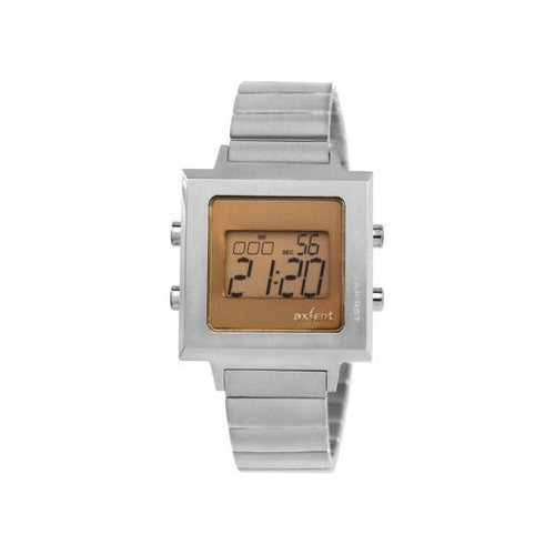 Axcent Square Men's Metal Watch