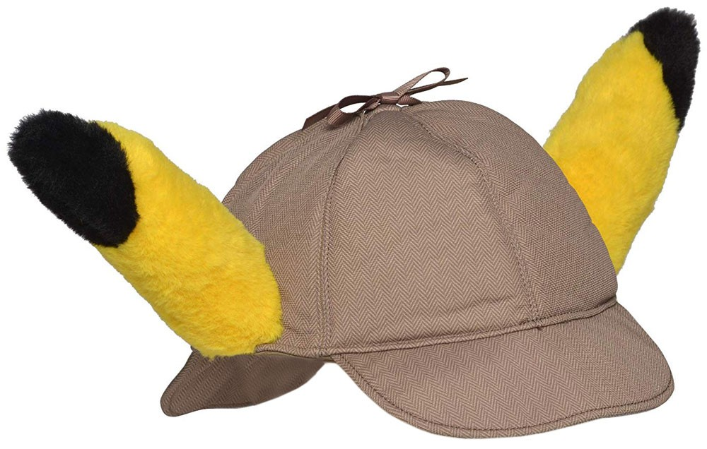 Pokemon Detective Pikachu Roleplay Hat Walmart Com Walmart Com