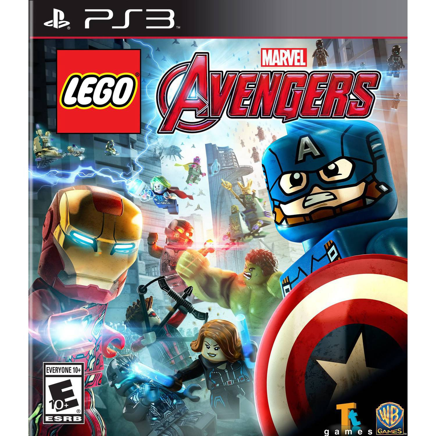 marvel lego game ps3