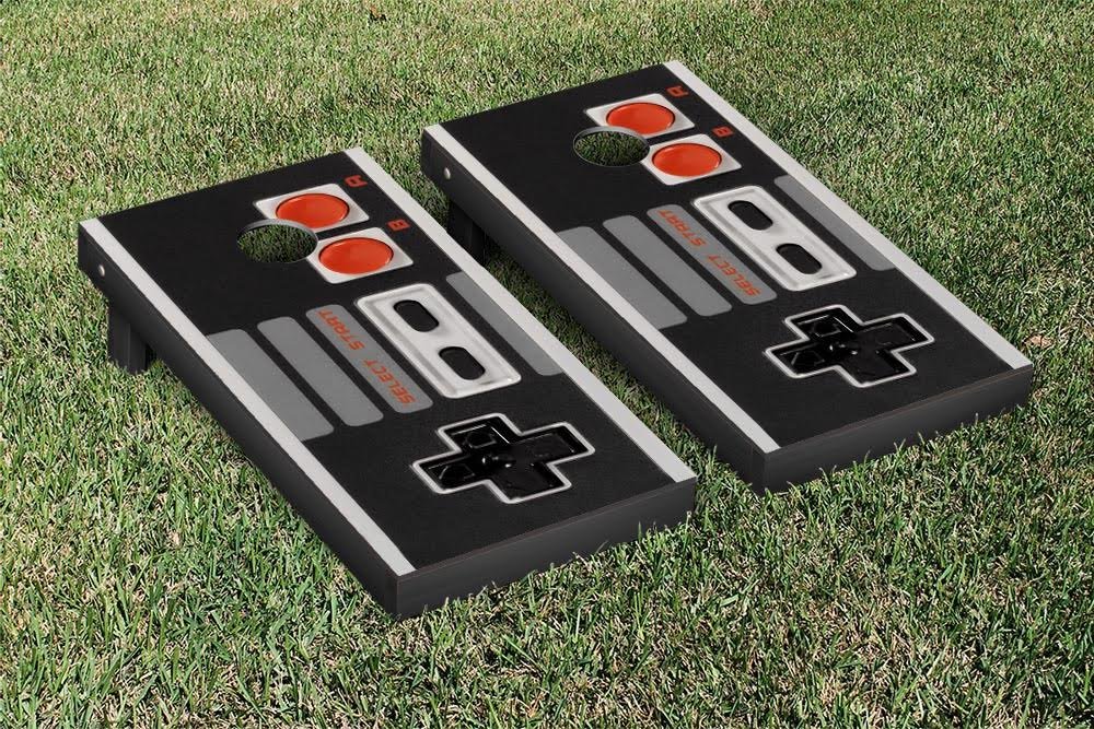 Classic Game Controller Cornhole Game Set by Victory Tailgate