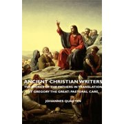 Ancient Christian Writers - The Works of the Fathers in Translation - St Gregory the Great: Pastoral Care - eBook