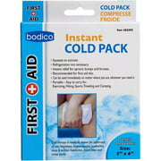 82392 - INSTANT COLD PACK 5X6 INCH