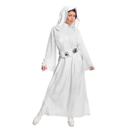 Deluxe Adult Princess Leia Costume - Plus Size Princess Leia Costume