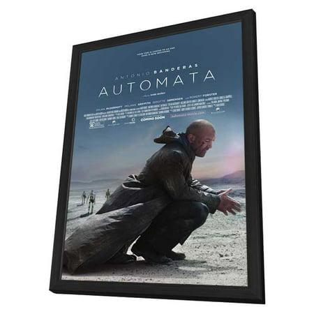 Automata (2014) 11x17 Framed Movie Poster