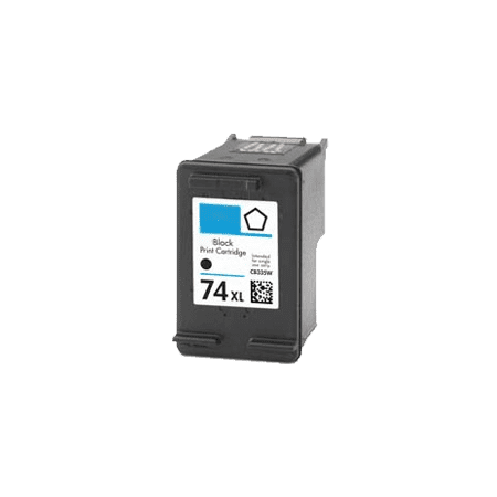 zoomtoner compatible pour HP OfficeJet J6410 HP CB336WN (74XL) INK / INKJET Cartridge Noir High Yield - image 1 of 1