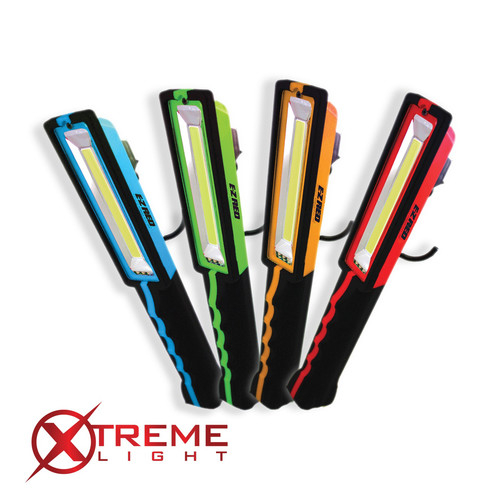 Ez Red XL334PK Cob Extreme Rechargeable Work Light, Pack Of 4