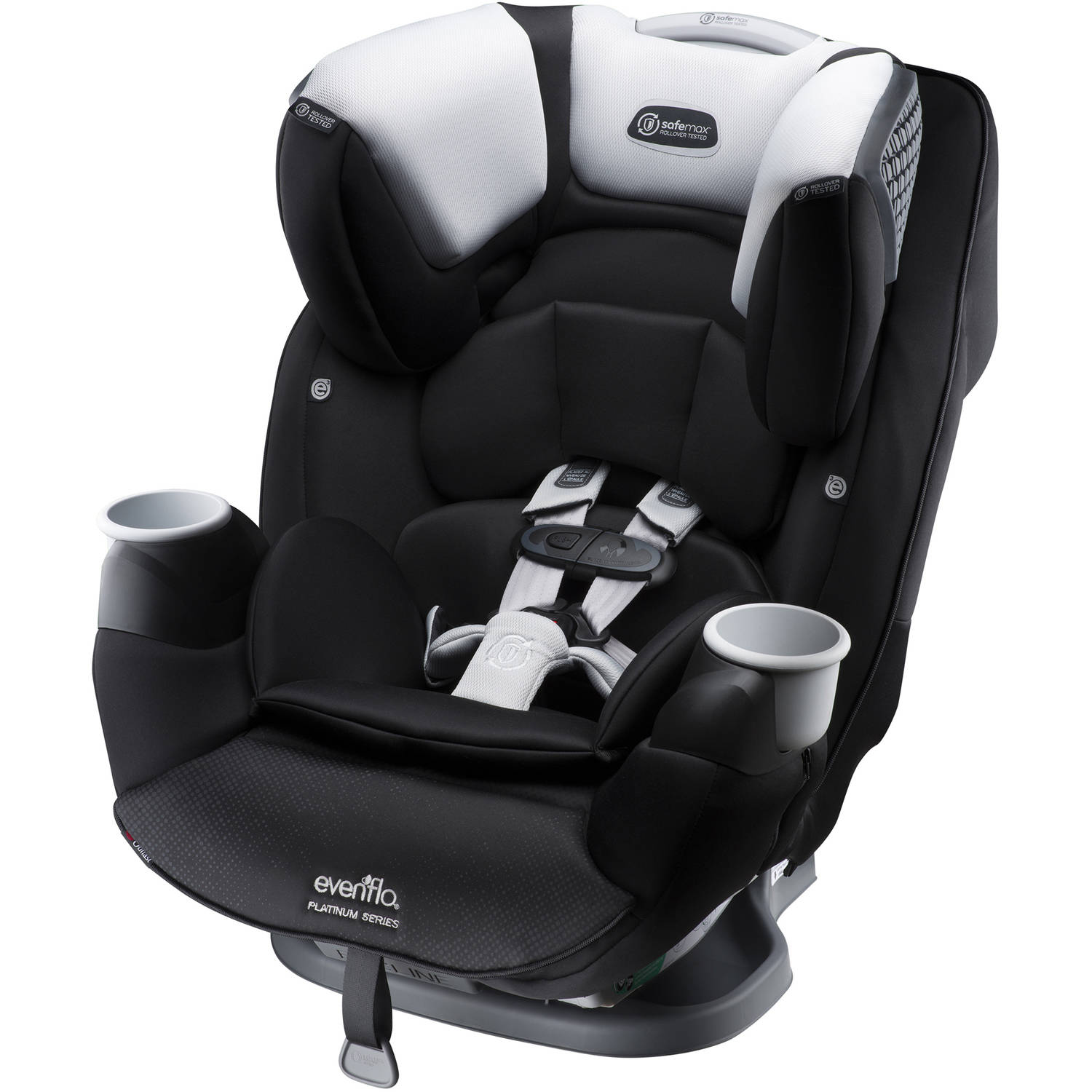 Evenflo Platinum SafeMax All-In-One Convertible Car Seat, Shiloh by Evenflo