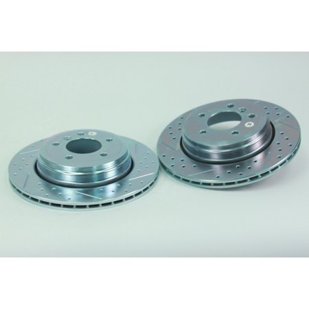 Baer 53041-020 Brake Rotor Pair