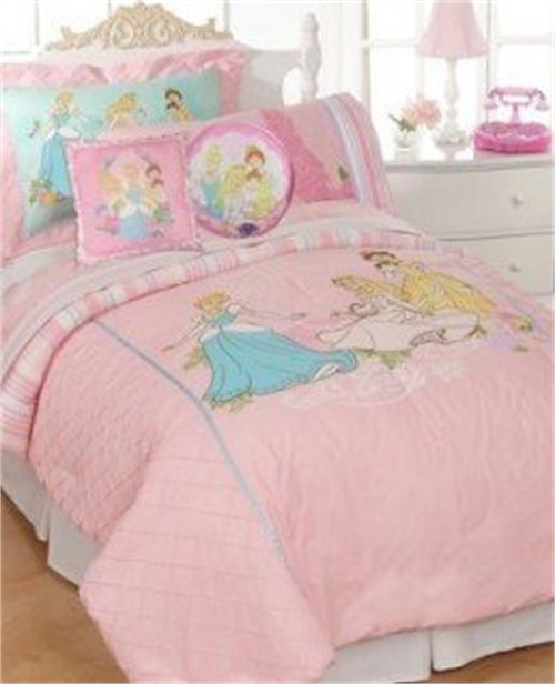 Disney Princess 'Elegance' Twin Size Comforter Set