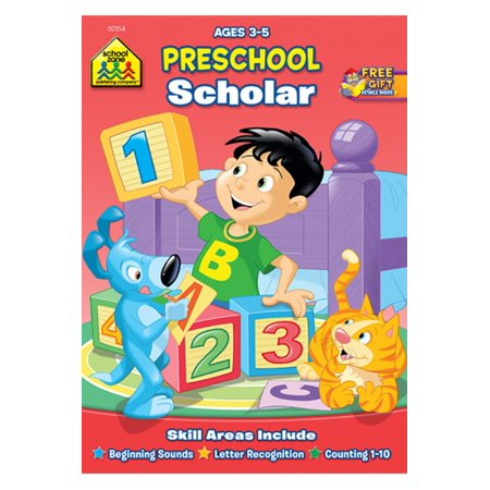 PRESCHOOL SCHOLAR WKBK (Preschool Education Halloween Songs)