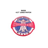 1 X NASA Logos Iron on Patches Misson Operations Astronaut By Superheroes