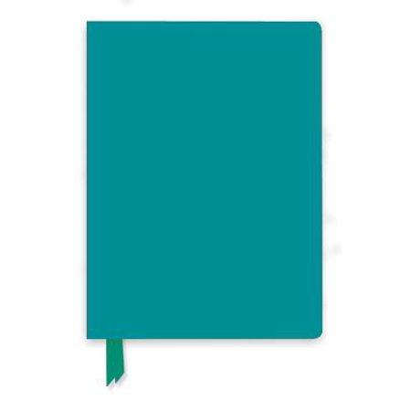 Turquoise Artisan Notebook (Flame Tree Journals) - Turquoise Learning Tree