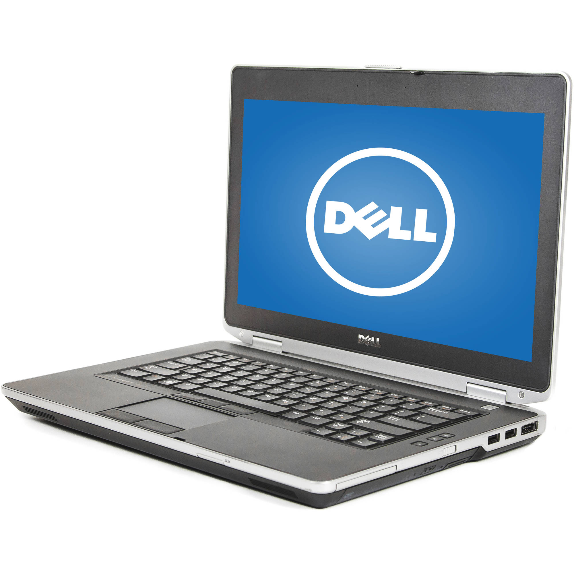 "Refurbished Dell 14"" E6430 Laptop PC with Intel Core i5-3220M Processor, 8GB Memory, 256GB Solid State Drive and Windows 10 Pro"