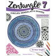 Design Originals Zentangle 7 Expanded Ed Bk