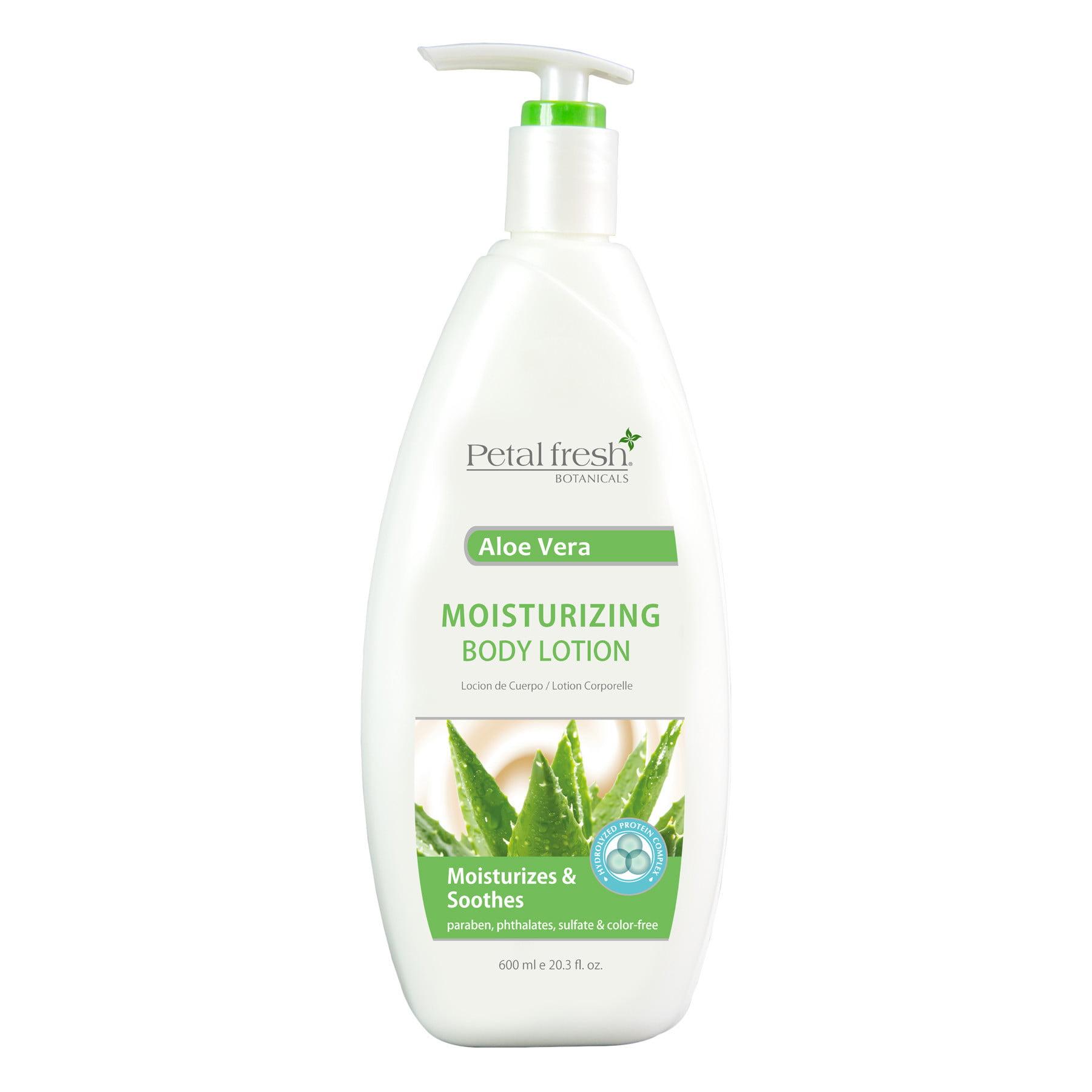 BCL Petal Fresh Aloe Vera Body Lotion 20.3 oz