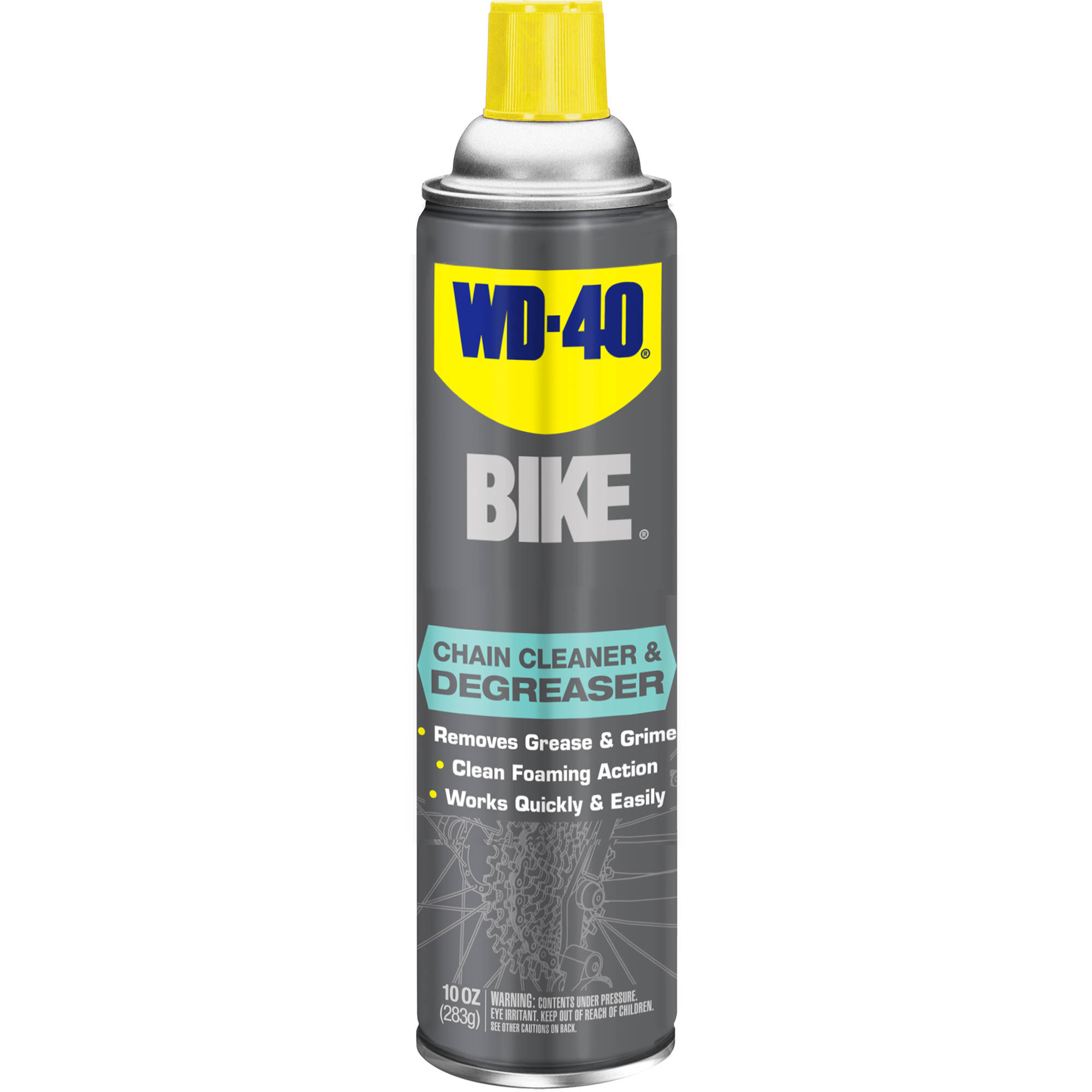 WD-40 Bike Cleaner and Degreaser, 10 oz