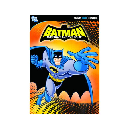 Batman The Brave and the Bold: Season 3 (DVD)