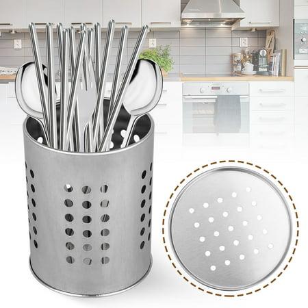 EEEkit Kitchen Utensil Holder - Utensil Container  5.9