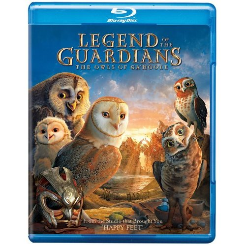 Legend Of The Guardians: The Owls Of Ga'Hoole (Blu-ray) (Widescreen)