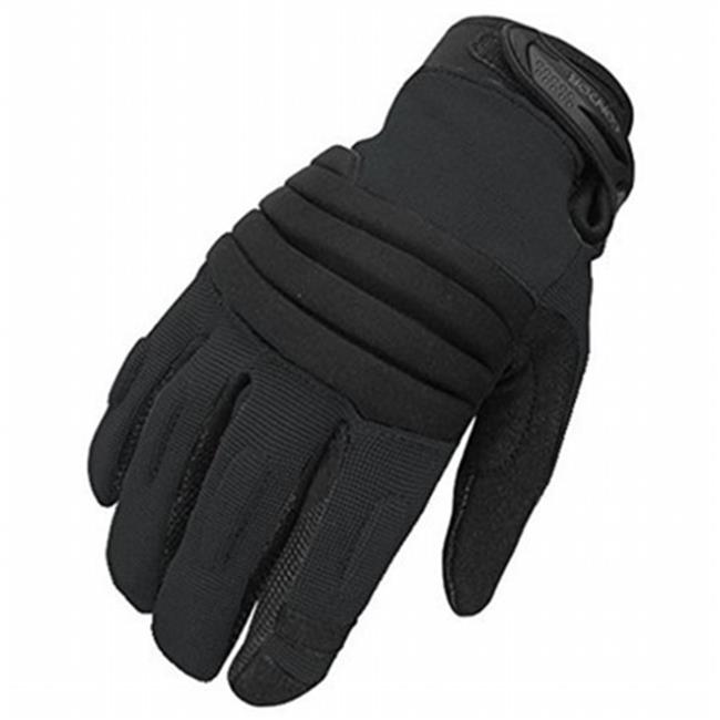 Condor Outdoor COP-226-002-00 Stryker Padded Knuckle Glove, Black