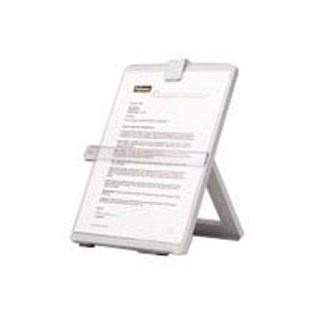 Non Magnetic Desktop Copyholder (Fellowes Non-Magnetic Desktop Copyholder, Plastic, 125 Sheet Capacity, Platinum)