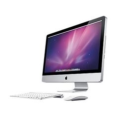 "Apple MD096LL/A 27"" Intel Core i7-3770 X4 3.4GHz 8GB 3TB, Silver (Refurbished)"