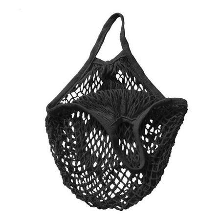 Muxika Mesh Net Turtle Bag String Shopping Bag Reusable Fruit Storage Handbag Totes New